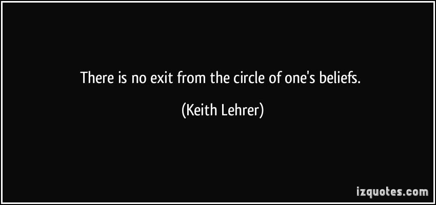 Keith Lehrer's quote #1