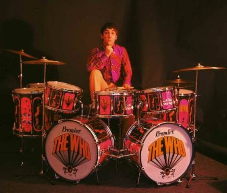 Keith Moon's quote #1