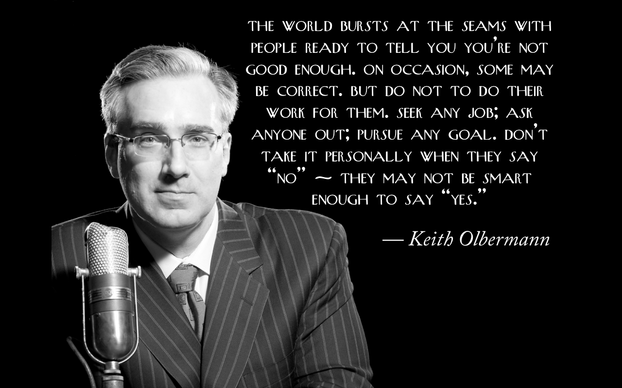 Keith Olbermann's quote #7