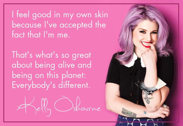 Kelly Osbourne's quote #2