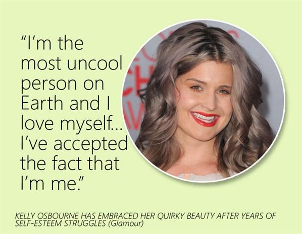 Kelly Osbourne's quote #5