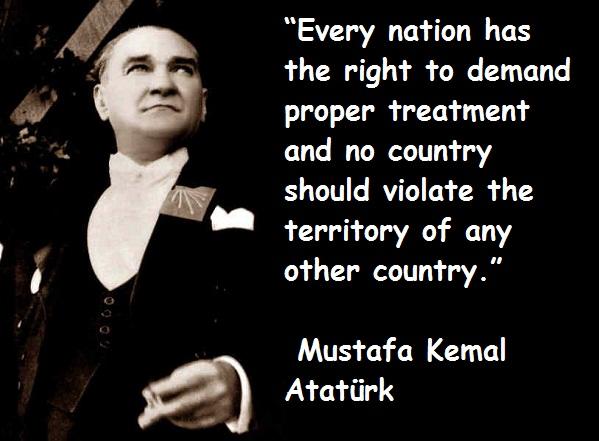 Kemal Ataturk's quote #8