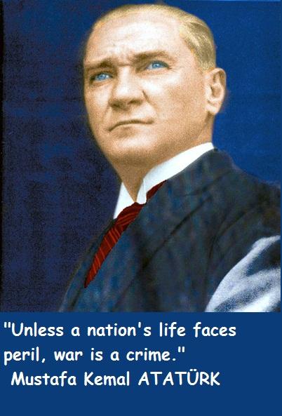 Kemal Ataturk's quote #1