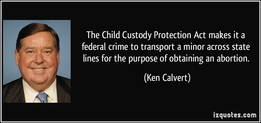 Ken Calvert's quote #3