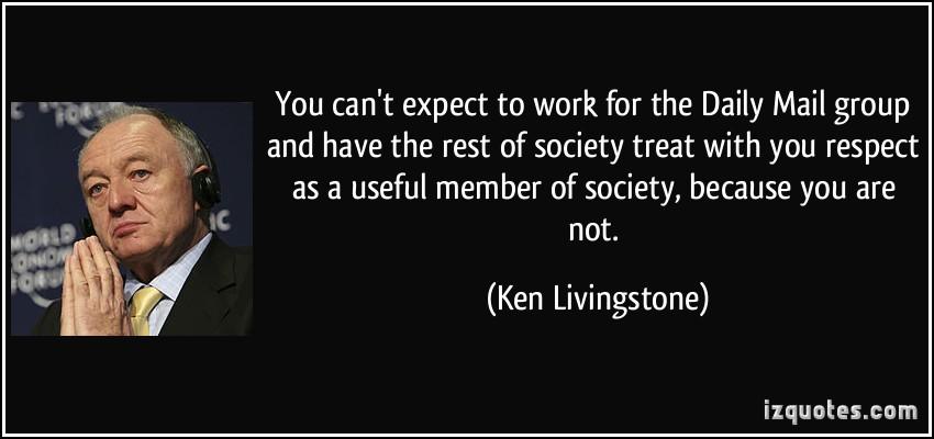 Ken Livingstone's quote #5