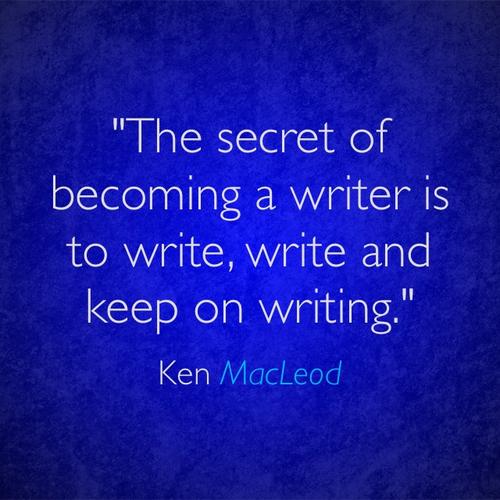 Ken MacLeod's quote #1