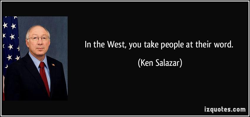 Ken Salazar's quote #5