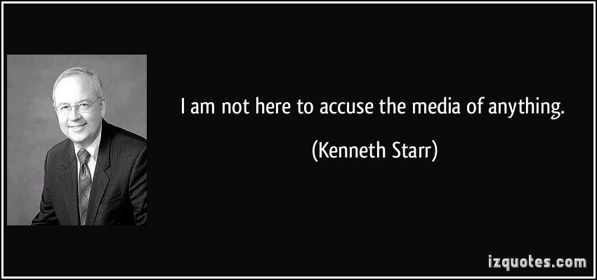 Ken Starr's quote #1