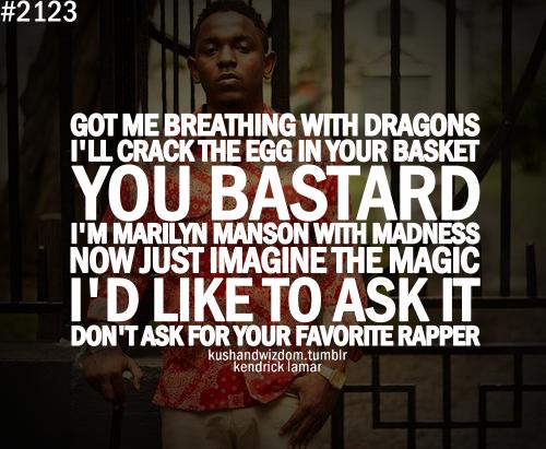 Kendrick Lamar's quote #6