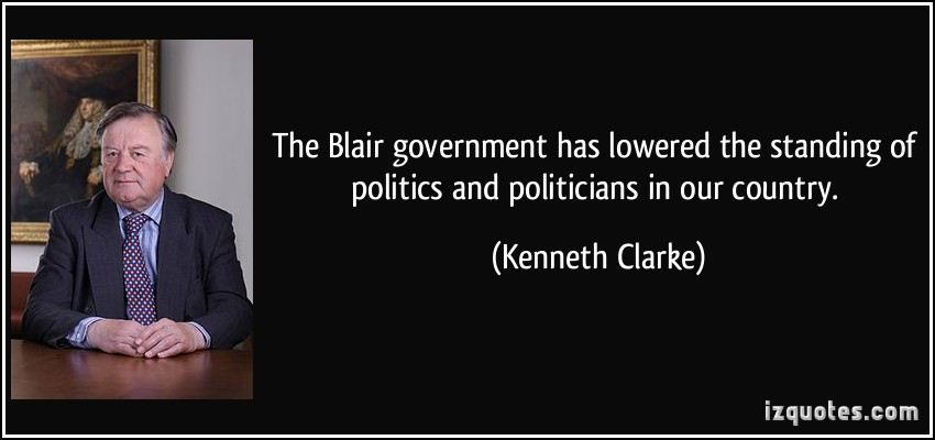 Kenneth Clarke's quote #1