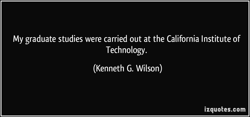 Kenneth G. Wilson's quote #2