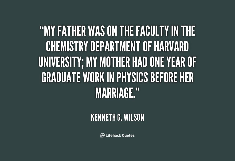 Kenneth G. Wilson's quote #6