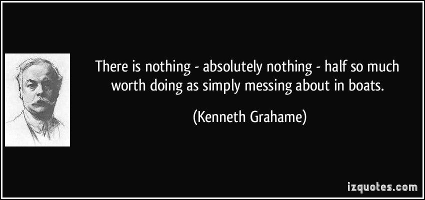 Kenneth Grahame's quote #5
