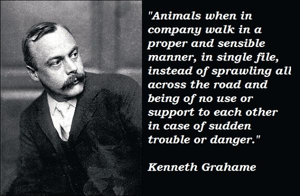 Kenneth Grahame's quote #2