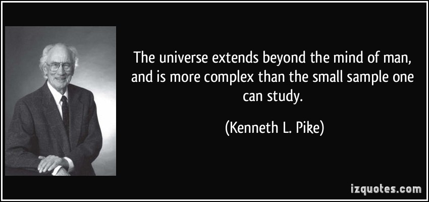 Kenneth L. Pike's quote #1