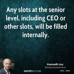 Kenneth Lay's quote #8