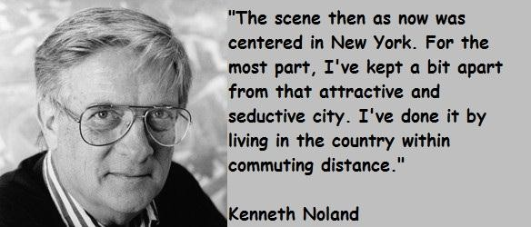 Kenneth Noland's quote #6
