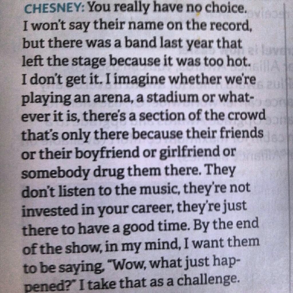 Kenny Chesney's quote #5