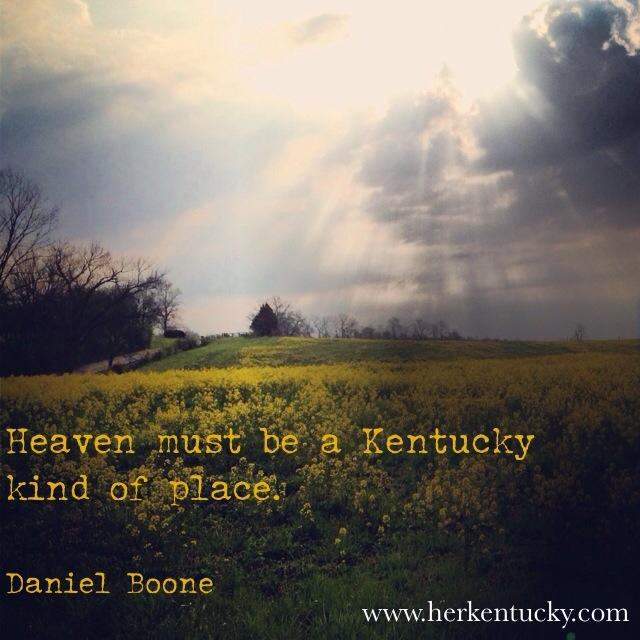 Kentucky quote #2