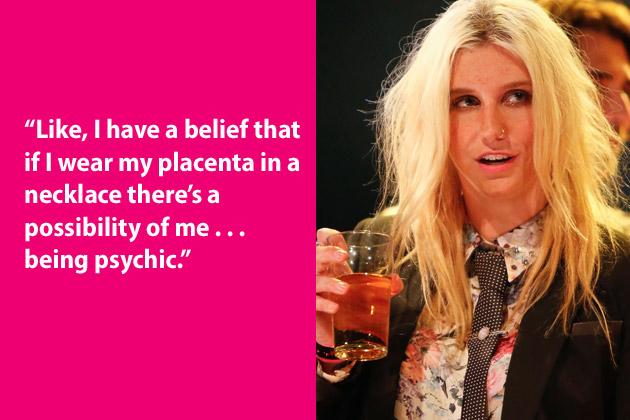 Kesha's quote #8
