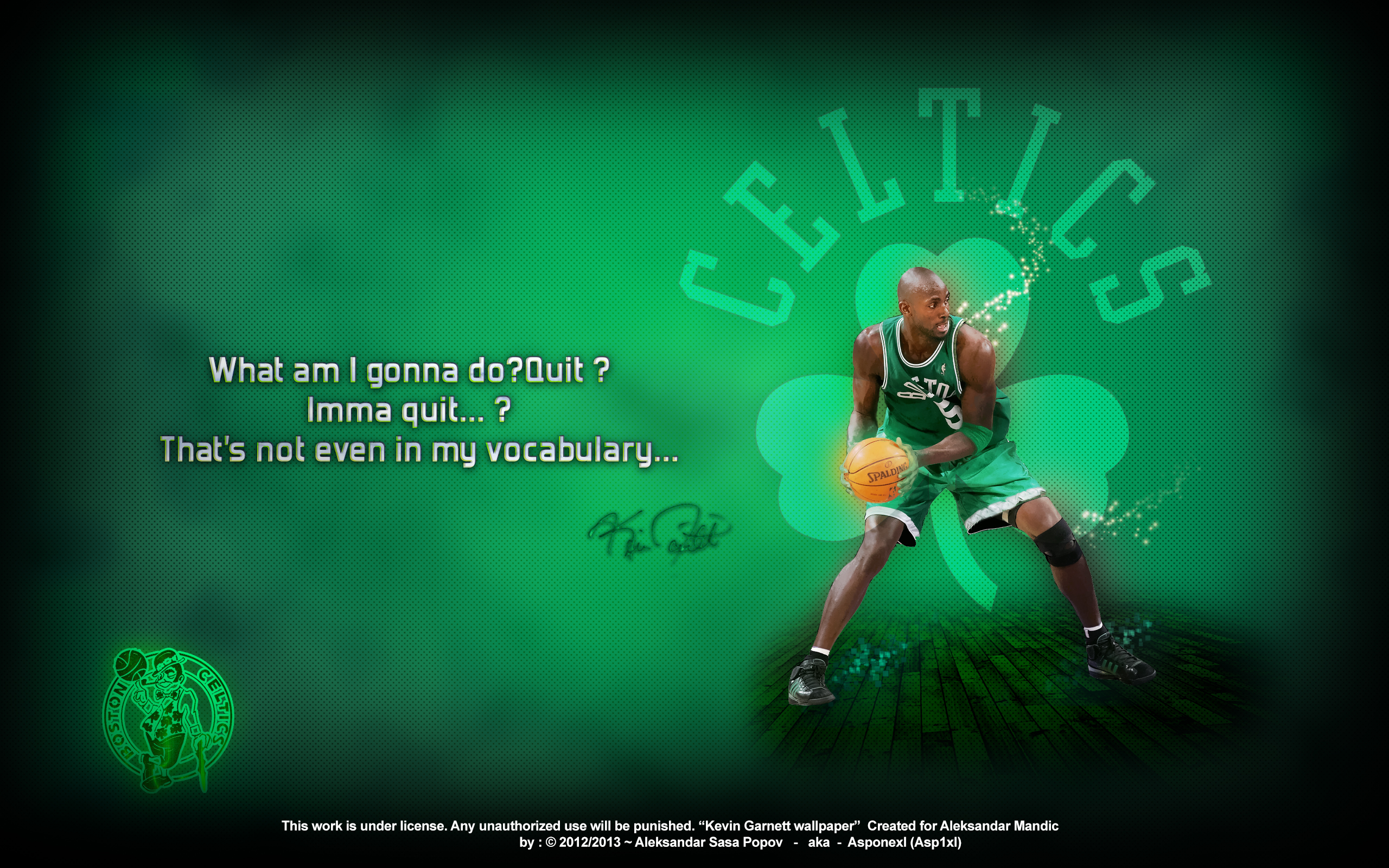 Kevin Garnett's quote #4