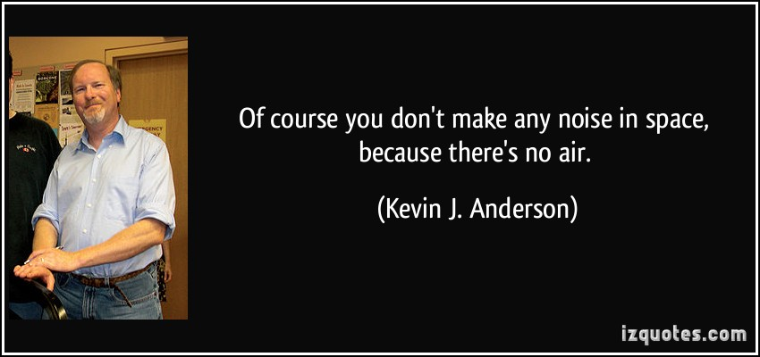 Kevin J. Anderson's quote #1