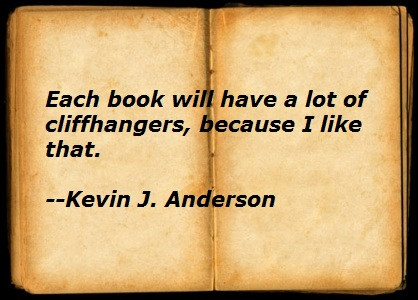 Kevin J. Anderson's quote #4