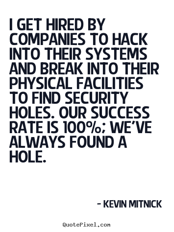 Kevin Mitnick's quote #4