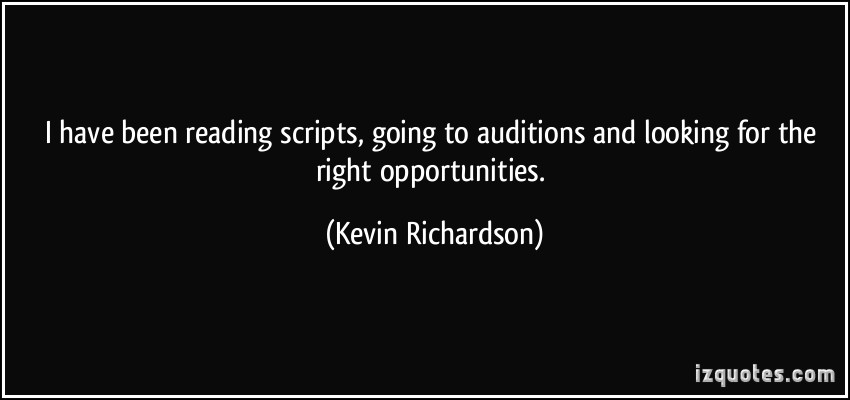 Kevin Richardson's quote #5