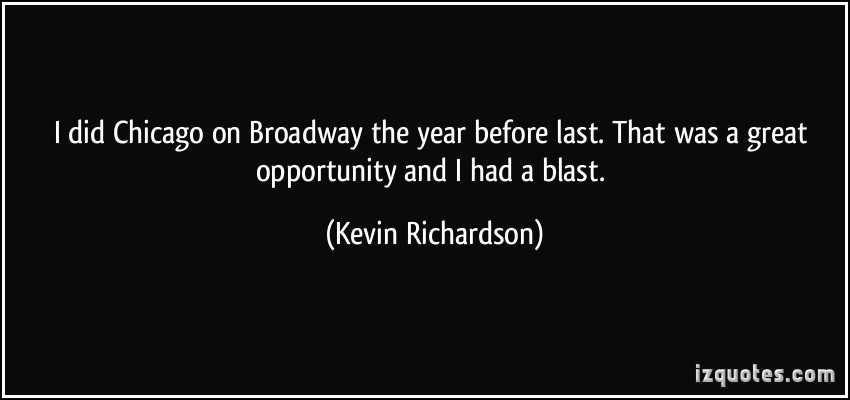 Kevin Richardson's quote #6