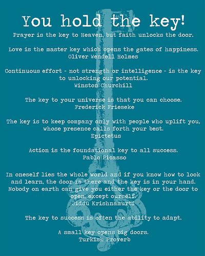 Keys quote #2