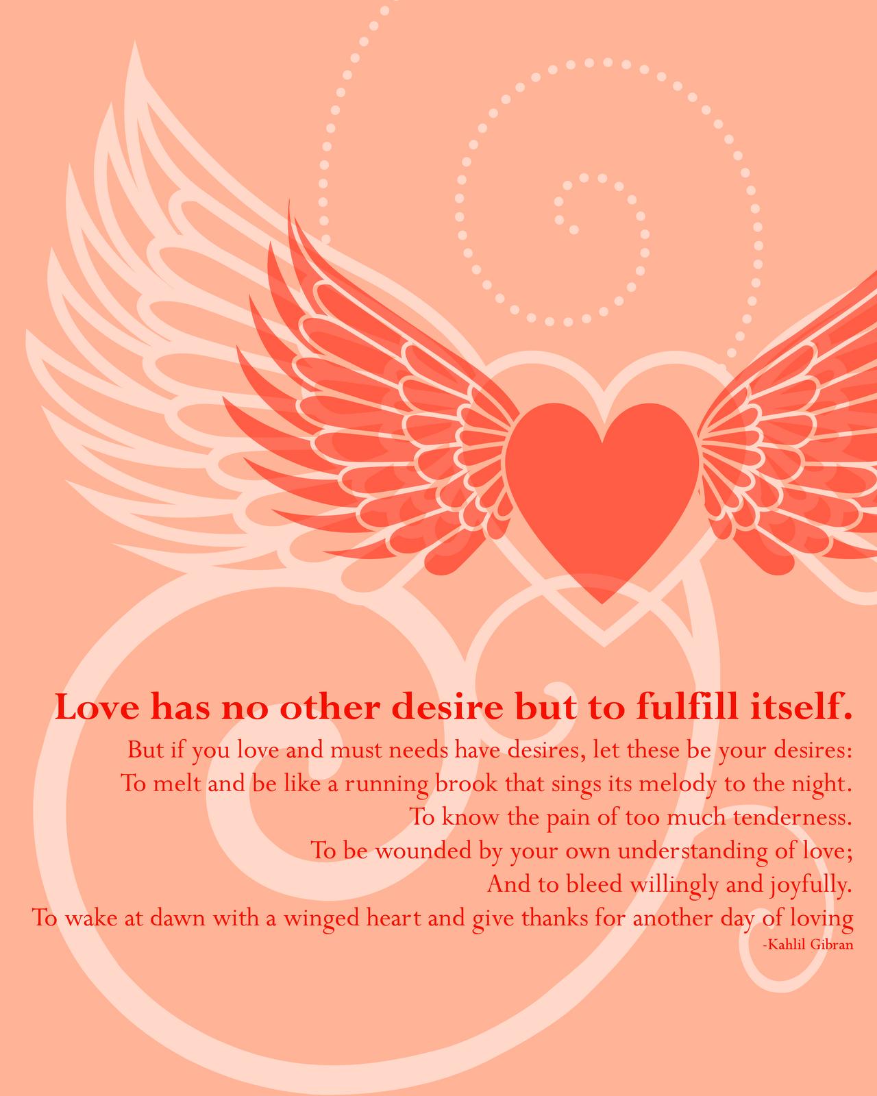 Khalil Gibran's quote #5