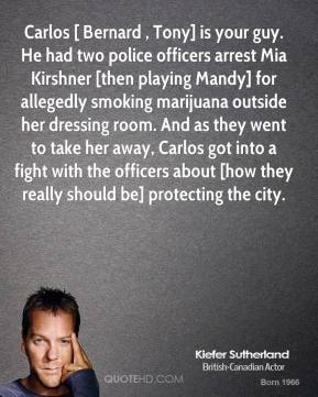 Kiefer Sutherland's quote #5