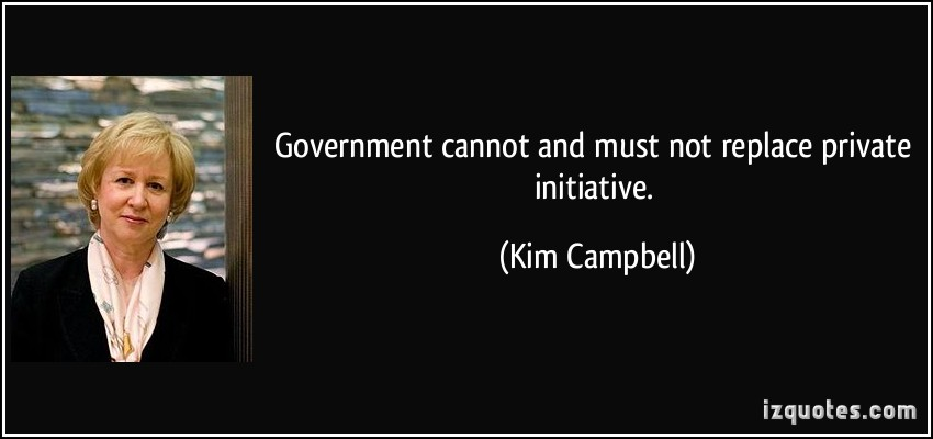 Kim Campbell's quote #5