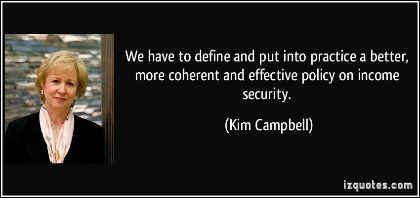 Kim Campbell's quote #8