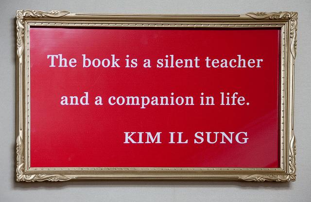 Kim Il-sung's quote #2