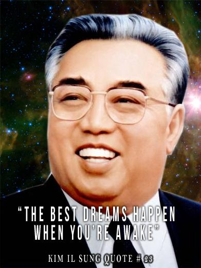 Kim Il-sung's quote #3