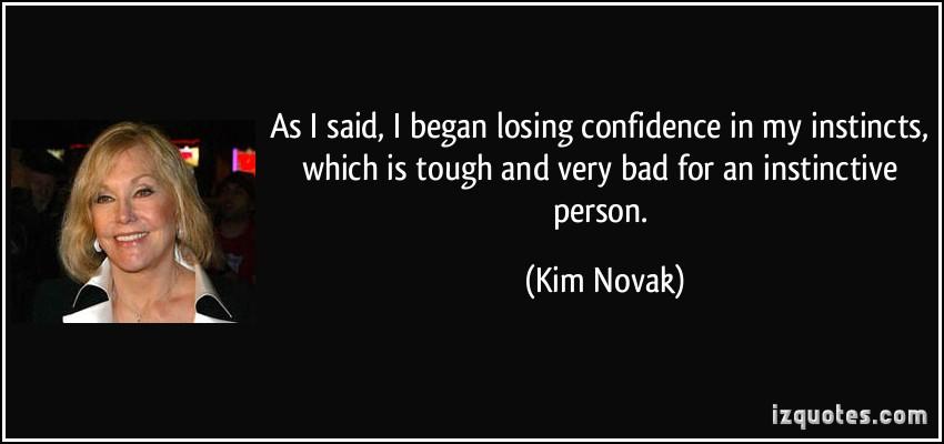Kim Novak's quote #1