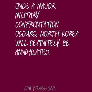 Kim Young-sam's quote #3