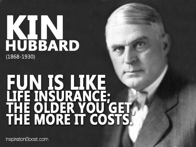 Kin Hubbard's quote #4