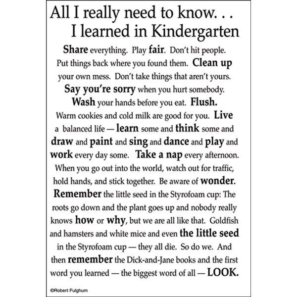why i want to be a kindergarten teacher essay