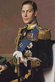 King George VI's quote #1