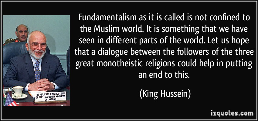 King Hussein I's quote #6