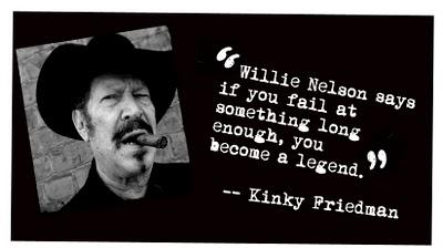 Kinky Friedman's quote #2