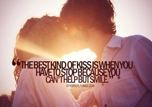 Kiss quote #1
