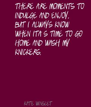 Knickers quote #1