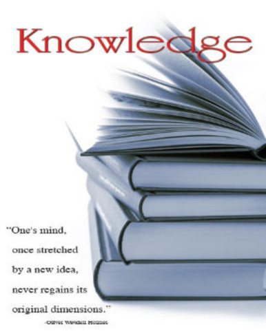 Knowledge quote #8