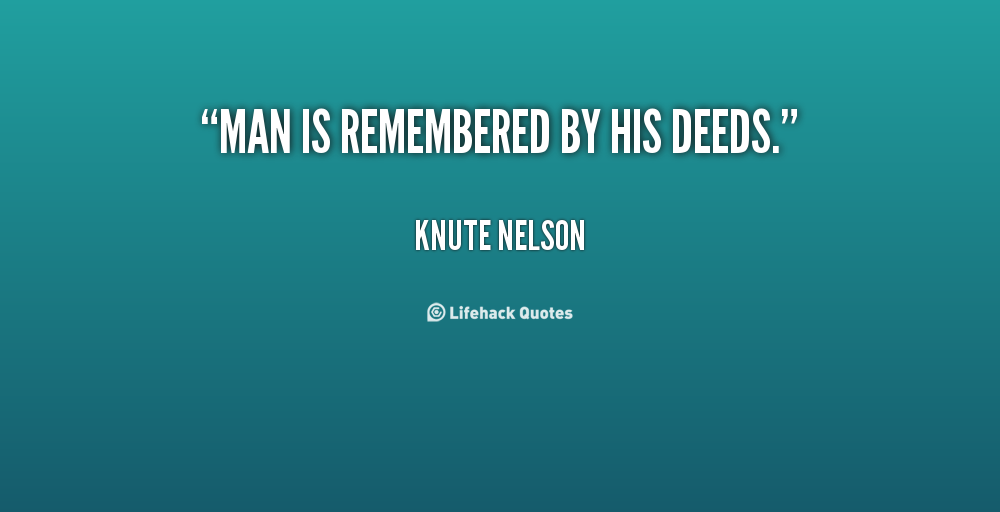 Knute Nelson's quote #6