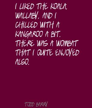 Koala quote #1