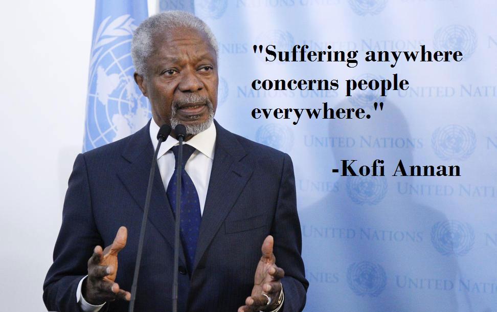 Kofi Annan's quote #1